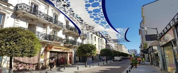 Image illustrant le projet Commerces Saint-Gratien