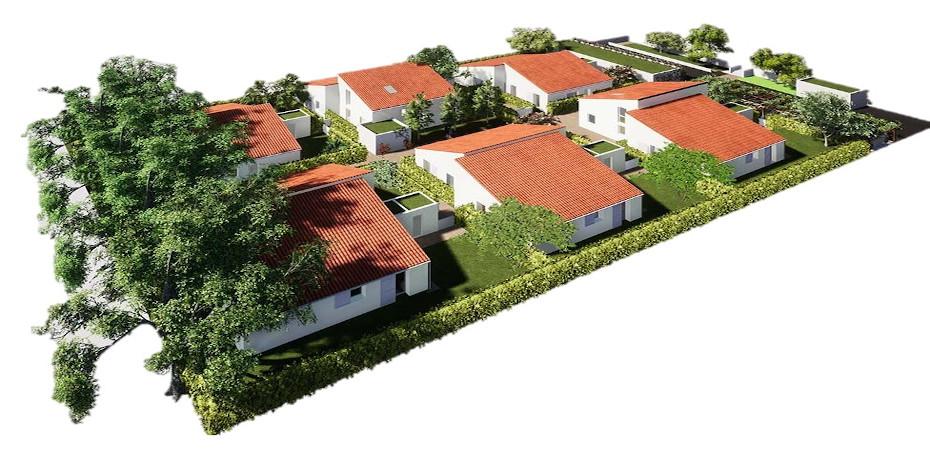 Image illustrant le projet Le Clos des Vignes