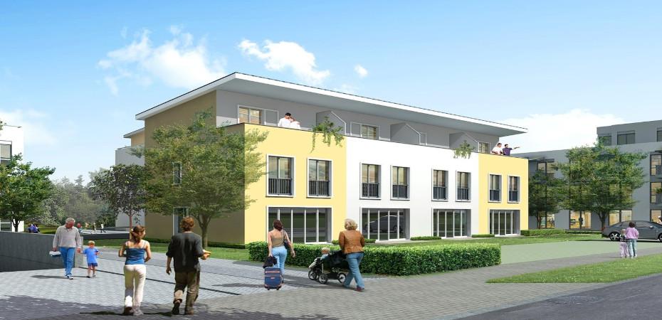 Image illustrant le projet La Croix Bénite