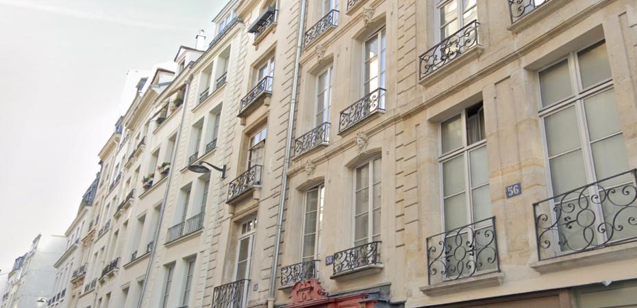 Image illustrant le projet 58 Saint-Honoré