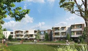 Image du projet Les Balcons de la Roseraie