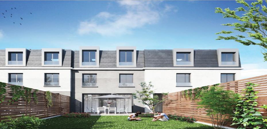 Image illustrant le projet Villas Colombes