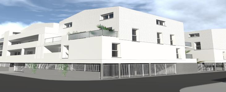 Image illustrant le projet La Résidence de Longchamps