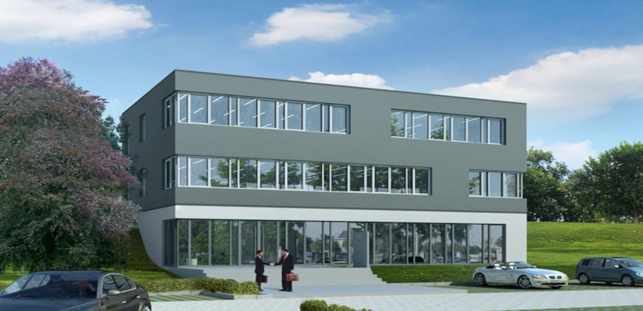 Image illustrant le projet Espace Green Parc