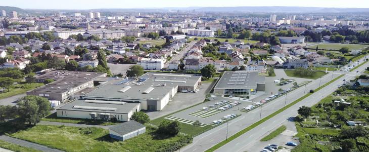 Image illustrant le projet Le Parc de Malgrange