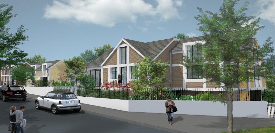 Image illustrant le projet Villas des Jacinthes