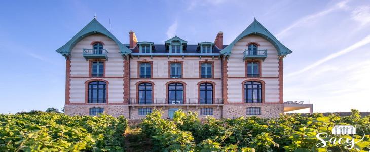 Image illustrant le projet Le Château de Sacy