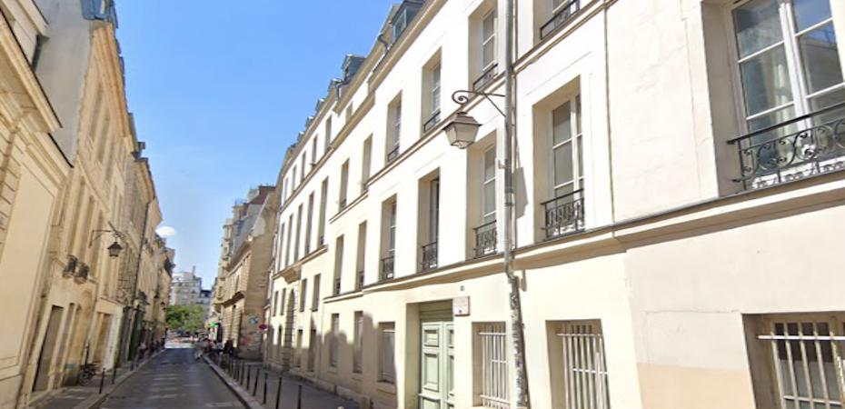 Image illustrant le projet Paris 03